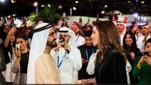 فيديو: هكذا أثرت السوشيال ميديا في حياة الملكة رانيا !