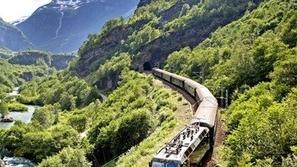 أجمل 10 رحلات قطار في العالم .... مشاهد لا تنسى