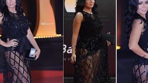 رانيا يوسف تعلق على أزمة إطلالتها الجريئة في ختام القاهرة السينمائي