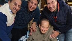 وفاة النجم الكوميدي جورج سيدهم عن عمر يناهز الـ 82 عاماً