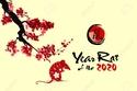 عام الفأر يبدأ 25 يناير وينتهي في 11 فبراير 2021