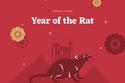 الفأر هو أول برج في السنة الصينية