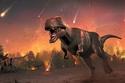 صور: خلال ربع ساعة.. هكذا انقرضت الديناصورات عن كوكب الأرض