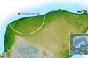 شبه جزيرة يوكاتان منطقة الاصطدام