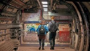 صور مدهشة لممرات خفية تحت الأرض تظهر الجانب الآخر لجمال لندن