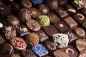 أشكال مختلفة للشوكولاتة