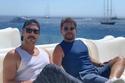 باسل خياط وعابد فهد