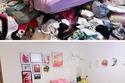 هكذا كانت غرفة النوم