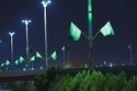 شعار اليوم الوطني السعودي هي لنا دار