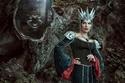"""الملكة الشريرة في """"سنووايت والأقزام السبعة"""""""