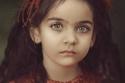 أرق طفلة في العالم
