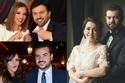 بالصور: أشهر قصص الغرام والزواج بين نجوم مصر والشام