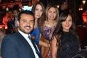 السوري سامو زين متزوج من الإعلامية المصرية دينا صلاح