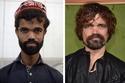 صور: كأنهم توأم.. تشابه لا يُصدق بين بطل صراع العروش ونادل مسلم