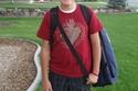 رين في يومه الأول في المدرسة الإعدادية