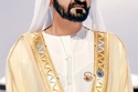 الشيخ محمد بن راشد آل مكتوم  نائب رئيس الإمارات رئيس مجلس الوزراء