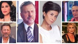 تجاعيد وشعر أبيض.. 66 صورة للمشاهير العرب في الشيخوخة بعد تحدي Faceapp