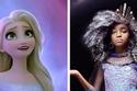 صور: تظهر كيف تحولت الفتيات أصحاب البشرة السمراء إلى أميرات ديزني