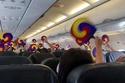 الرحلة  مخططة من أجل إتاحة الفرصة للناس مجددا لتجربة السفر بالطائرة