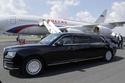 سيارة الرئيس الروسي (أوروس سينات ليموزين)