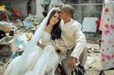 الزوجان لم يقيما حفل زفاف منذ ارتباطهما من 24 عامًا