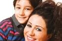 وفاء عامر ترفض دخول ابنها مجال الفن خوفاً عليه