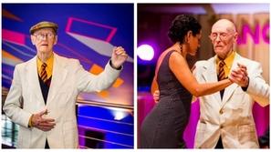 صور: عمره 99 عام وسحر الجميع خلال بطولة العالم للرقص بهذه الطريقة