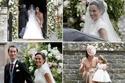 """21 لقطة من حفل زفاف """"بيبا ميدلتون"""" شقيقة دوقة كامبريدج"""