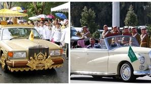 صور: أغرب وأجمل سيارات الرؤساء.. هذا الرئيس لديه