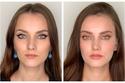 فتيات جريئات وصور قبل وبعد وضع المكياج على يد خبراء التجميل