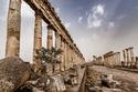 صورة بالميرا تدمر قبل الحرب في سوريا