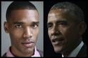 باركر سويرز يجسد شخصية باراك أوباما