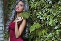 تعرفوا على أول عارضة أزياء سعودية.. لن تصدقوا درجة التشابه بينها وبين مايا دياب!