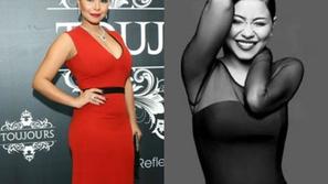صور أجساد المشاهير قبل و بعد الفوتوشوب