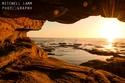 شروق الشمس من سنترال كوست، أستراليا