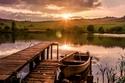 بحيرة روجاريستن ، رومانيا