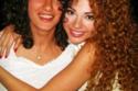 ميريام فارس وشقيقتها