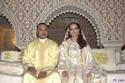 حفل زفاف ملك المغرب محمد السادس من الملكة للا سلمى في 2002
