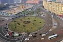 ساحة التحرير في القاهرة ، مصر