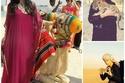 """نجمات هوليوود الجريئات في """"دبي"""" تحولن إلى نساء أخريات...صور لن تصدقها"""