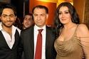 غادة عبد الرازق في حفل زفاف ابنتها روتانا