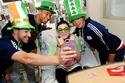 تايلر رودي، تشارلي ديفيز و كيلين رو في مستشفى في بوسطن