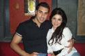 ألين خلف ارتبطت بملك جمال العرب السابق  أحمد صباغ الذي يصغرها بحوالي 15 عاماً
