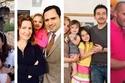 أجمل صور نجوم مسلسل 24 قيراط مع عائلاتهم الحقيقية!