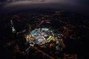 صور رائعة للحرم المكي من أعلى في ليلة 27 رمضان