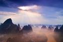 صور مذهلة لشروق الشمس وغروبها من أماكن مختلفة حول العالم