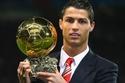 جاء البرتغالي كريستيانو رونالدو في المرتبة الأولى بنسبة 34%
