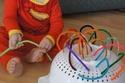 صور رائعة لألعاب بسيطة تجعل طفلك أكثر ذكاءً