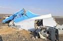 صور مخيفة لحطام الطائرة الروسية التي تحطمت في سيناء!