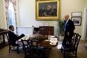 صور خاصة ونادرة تراها لأول مرة من داخل البيت الأبيض!